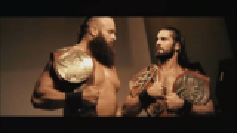 [WWE 2K19]冠军冲击2019:赛斯·罗林斯 vs. 布朗·斯图劳曼 环球冠军赛