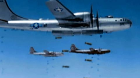 【战争映像】第二次世界大战(太平洋战争剪辑)