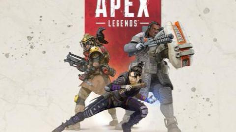 【EA新游戏】APEX 英雄:(恶灵)完整试玩