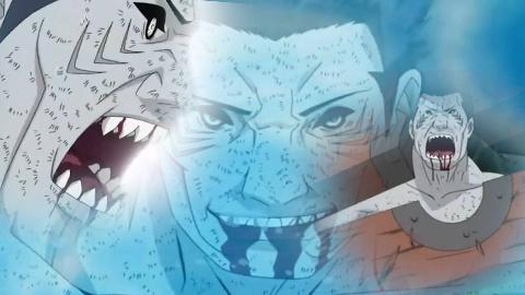 火影忍者:火影中意志力最为强大的5位忍者,鸣人也只能垫底!(小百已发)