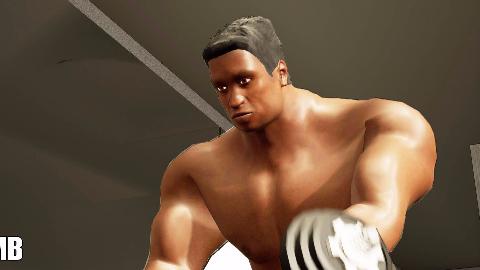 这款游戏让我变成了肌肉猛男