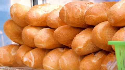 【越南美食01】-鸡蛋面包
