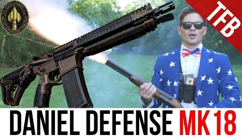【火器博客/双语】丹尼尔防务MK18--SOCOM专用枪