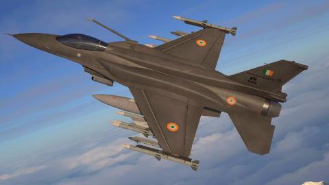 印度要自行生产F-16?美国:你先把名改了,我怕你砸我飞机招牌