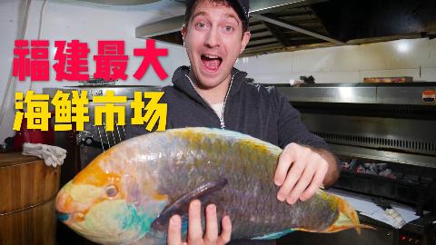 在福建最大海鲜市场买了超便宜的鱼,真的好吃吗?