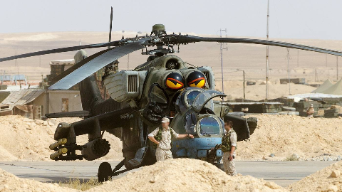 【讲堂470期】俄罗斯爆改雌鹿武装直升机,居然把性能提升到了世界前列