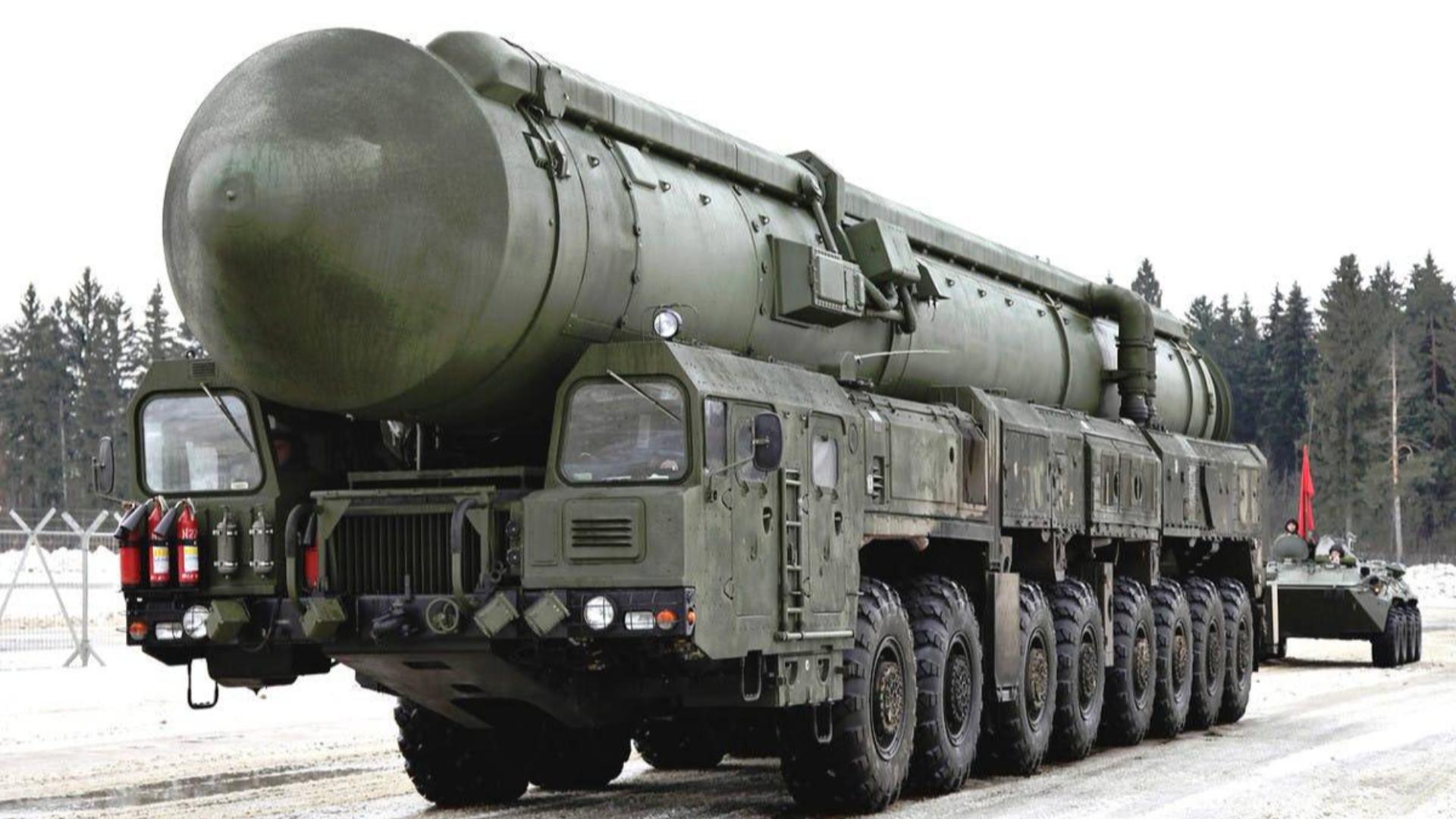 俄罗斯最后底牌!一旦激活能自动向美国发射核弹,号称死亡之手!
