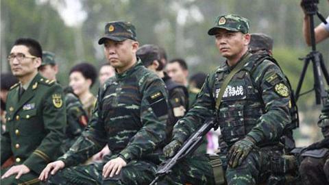 除了《利刃出击》中的特战队,中国还有一支为国寻宝的特殊部队