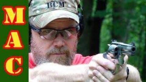 [MAC]史密斯威森M610左轮手枪