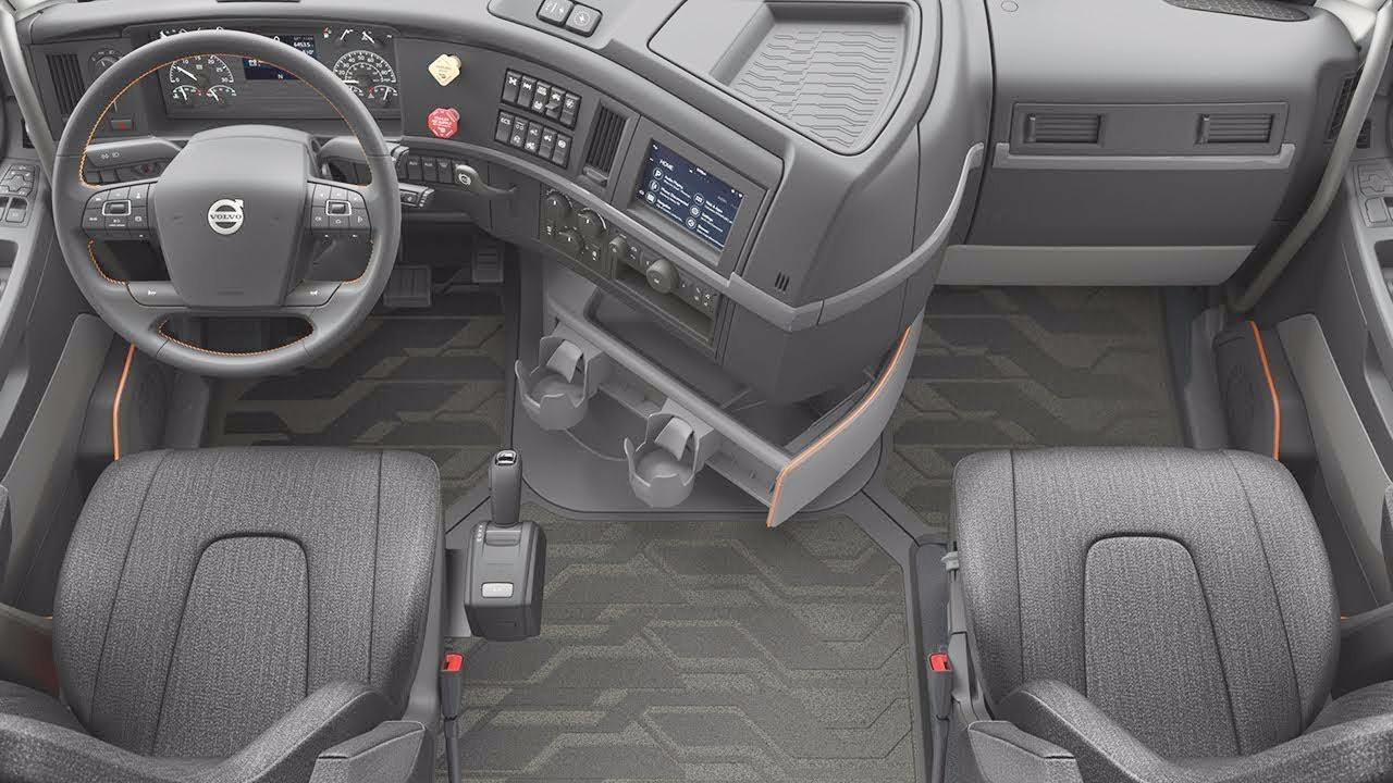 4辆世界上最舒适的卡车,你想住哪辆?