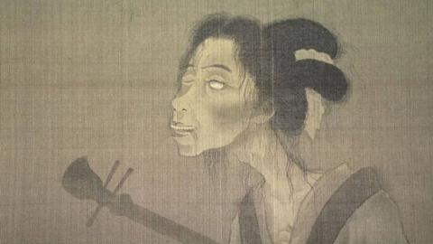 纪录片.NHK.扫描日本加彩:幽灵.2018