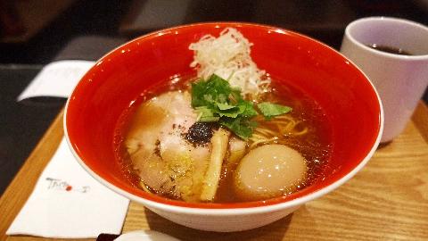 好吃到上天的米其林拉面,香港的美食真的太多了!丨绵羊料理