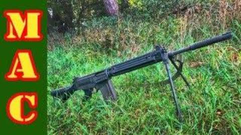 [MAC]奥地利STG 58 FAL步枪