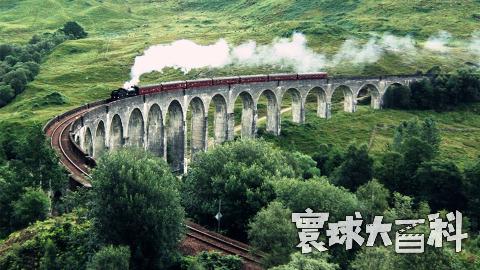 最美铁路线!苏格兰高地上的梦境之旅【寰球大百科165】