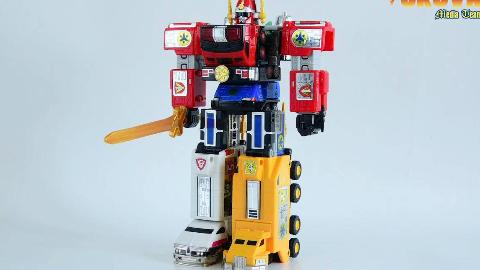 【TMT】救急战队 DX  胜利机器人