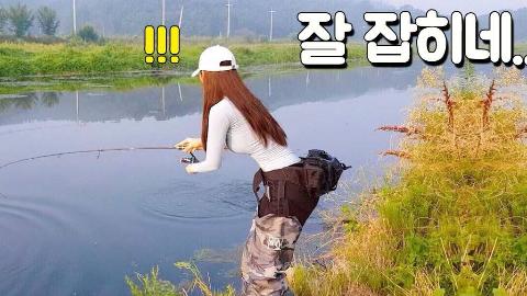 【钓鱼】走,一起抓鱼去