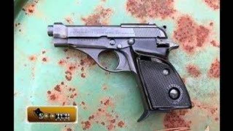 [sootch00]伯莱塔M70s手枪