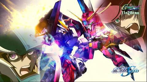 《SD高达G世纪 火线纵横》第三弹宣传片
