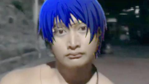 【猛男版】碧 蓝 之 海