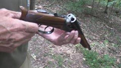 [hickok45]林间漫步——佩代尔索利.45/410双管猎枪