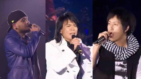 鹿港小镇 (Live)-伍佰&China Blue&五月天&张震岳