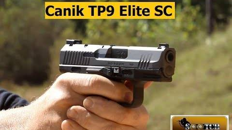 [sootch00]Canik TP9次紧凑型手枪