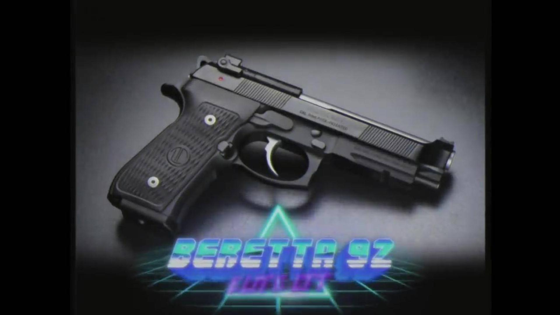 Beretta 92 Elite LTT上手评测