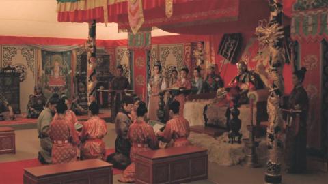 日本拍的宋朝古装电影,中国是日本人的精神故乡和文化源泉