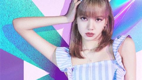 blackpink Lisa成《青春有你2》新导师,吴亦凡、鹿晗或将加盟?