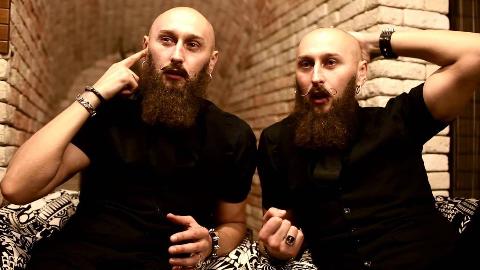 玄冥二老 俄罗斯双胞胎DJ S-BROTHER-S-亚美尼亚