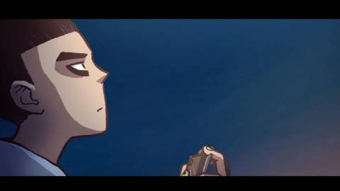 【刺客伍六七/剪辑】被背叛的阿七,终是在最后想起了一切。