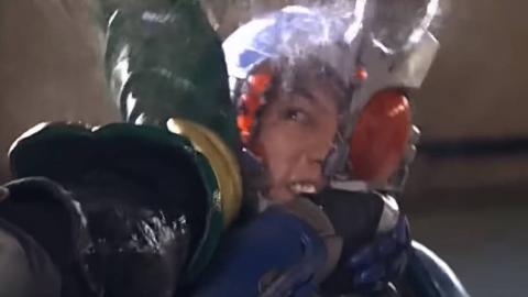 【平成假面骑士】面具破碎的名场面