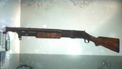 【PAYDAY2/收获日2】[MOD武器] 经典老枪:堑壕枪/1897霰弹枪