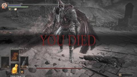 【黑暗之魂3】巨剑虐杀二周目(最简单的周目)盖尔
