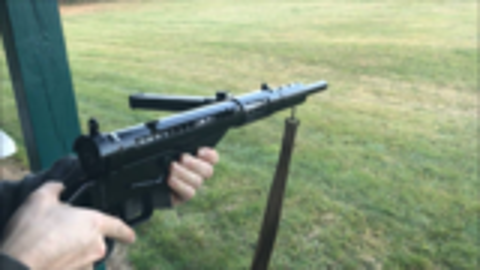 [GunsOfTheWorld]第一人称看射击司登冲锋枪