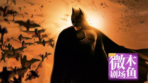 【木鱼微剧场】诺兰经典《蝙蝠侠:侠影之谜》三部曲第一部(Re:C)