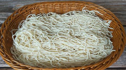 面条我家从来不炒,不做汤面不凉拌,5分钟出锅,连吃10天也不腻