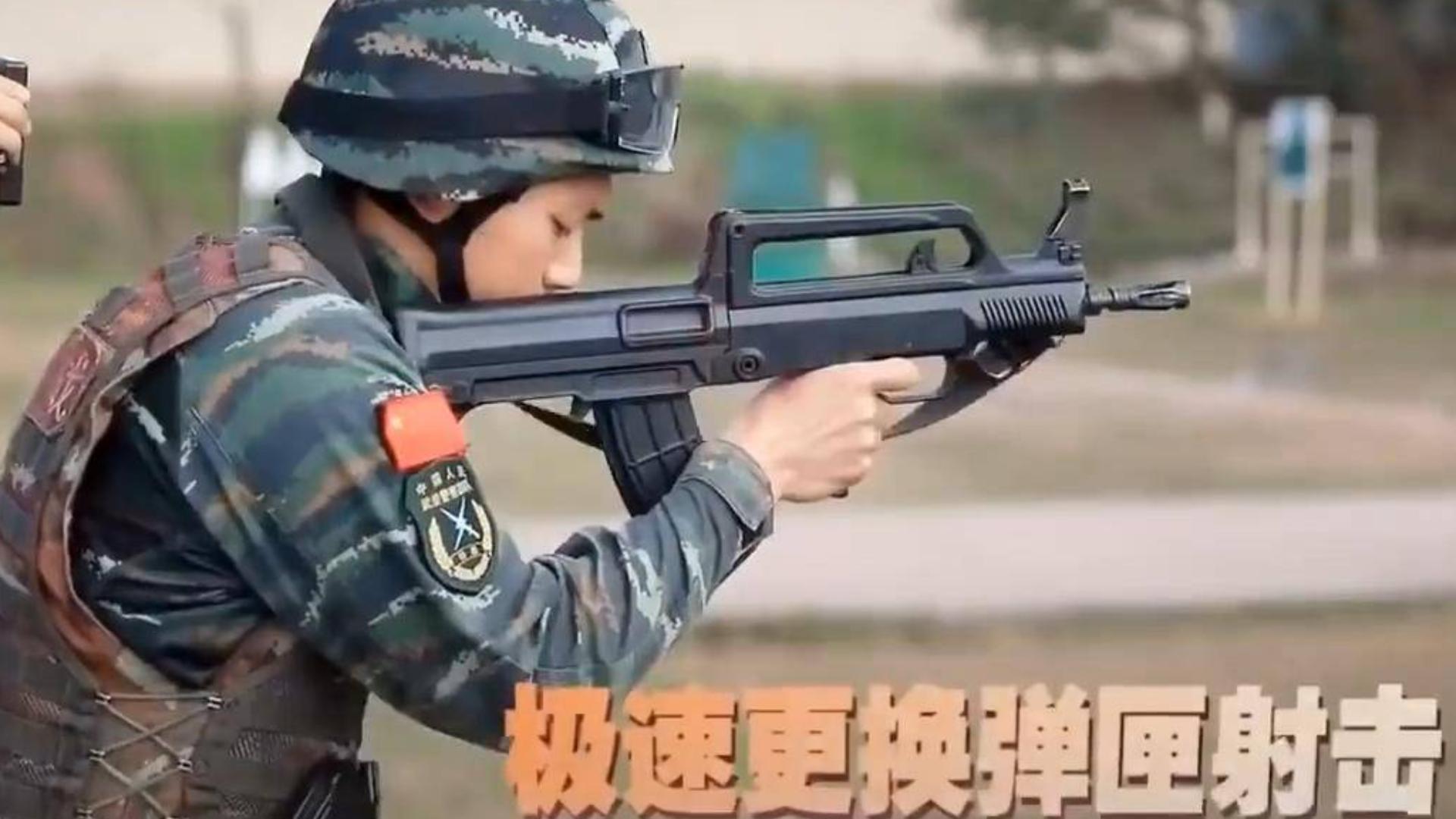中国解放军及各军种训练视频