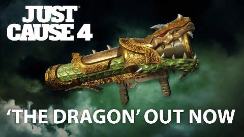 正当防卫4 'THE DRAGON' 预告