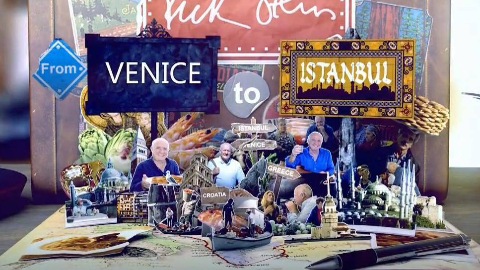 BBC美食旅行纪录片《从威尼斯到伊斯坦布尔 From Venice To Istanbul》2015