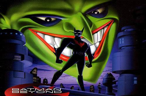 【DC动画】Batman Beyond: 小丑归来 (2000) CUT【720P】【中英双字】