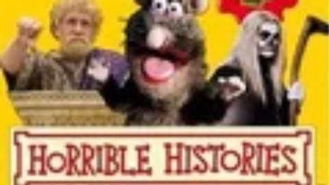 【英国喜剧】糟糕历史【第二季全集-英语中字】