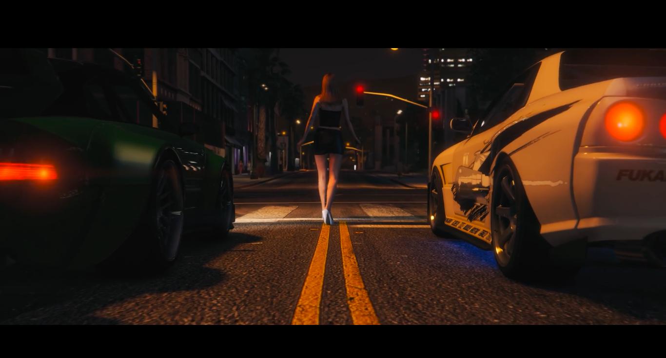 【搬运/GTA5】GTA 大电影 《OVERHEAT/过度灼热》更新中英字幕