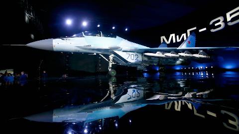 【讲堂474期】俄罗斯推出全新MiG-35战斗机,配备最新科技,专门为了卖给印度
