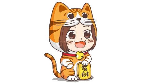 【宝贝】——小橘猫