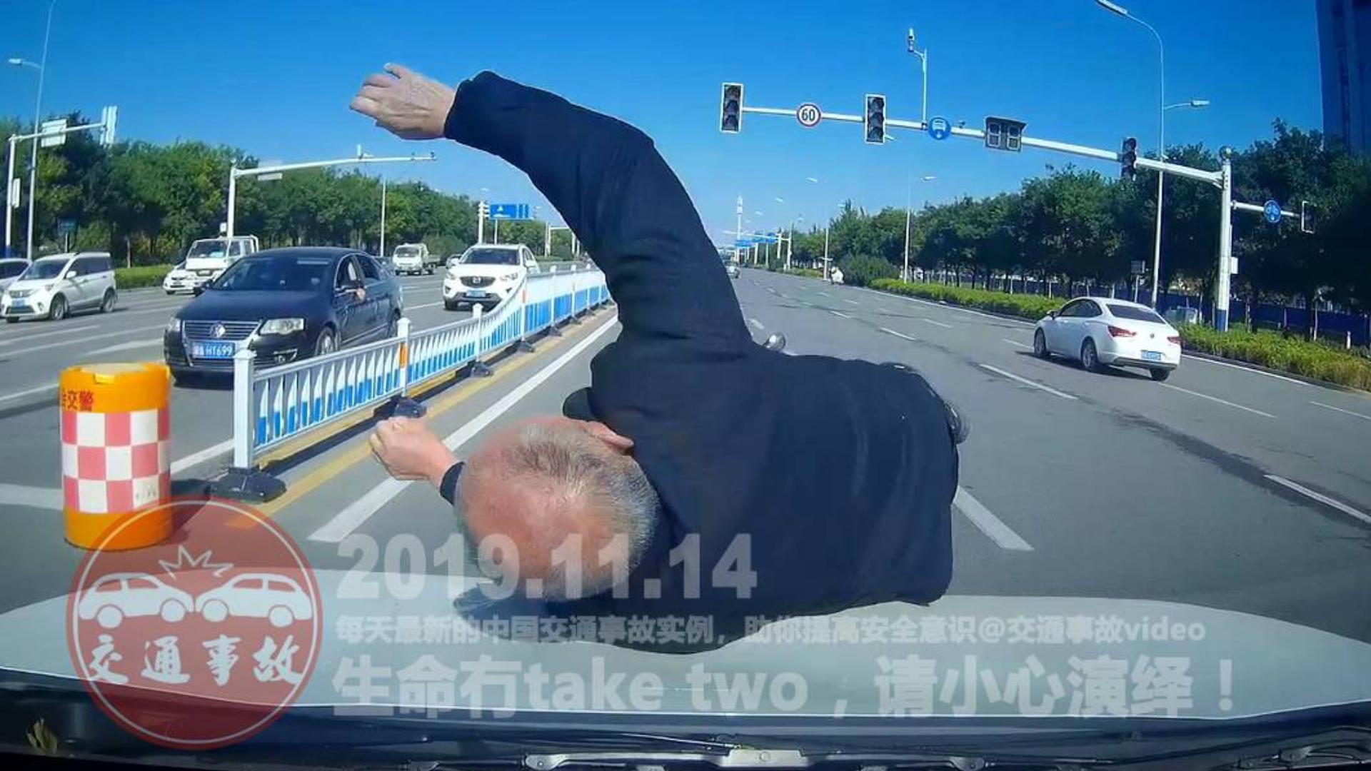 中国交通事故20191114:每天最新的车祸实例,助你提高安全意识