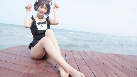 【盾盾】学猫叫  水着第二作 旧稿补档!!!