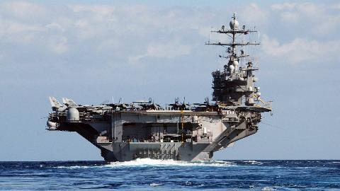 【讲堂471期】战斗力最全面的尼米兹级航空母舰完整解析,我就不信我们造不出来