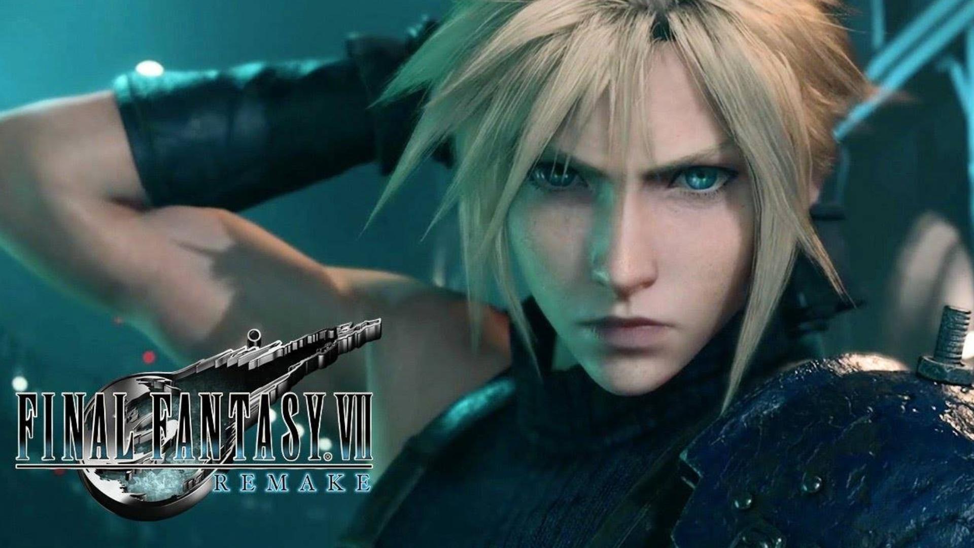 最终幻想7重制版 TGA2019 预告