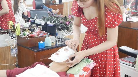 【越南 理发店】胡志明南理发店服务
